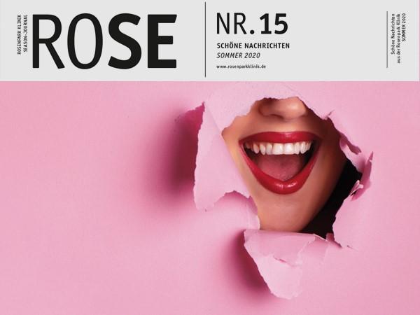 Season-Journal ROSE Nr. 15