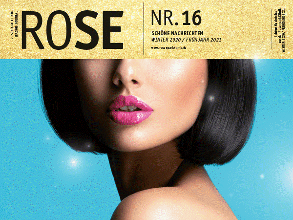Season-Journal ROSE Nr. 16
