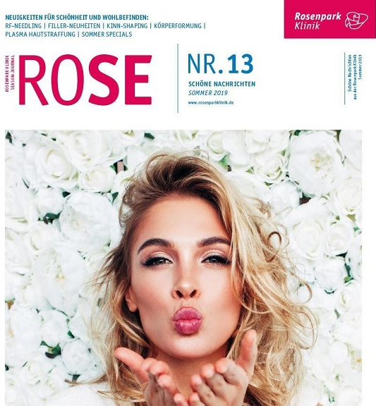 Season-Journal ROSE Nr. 13