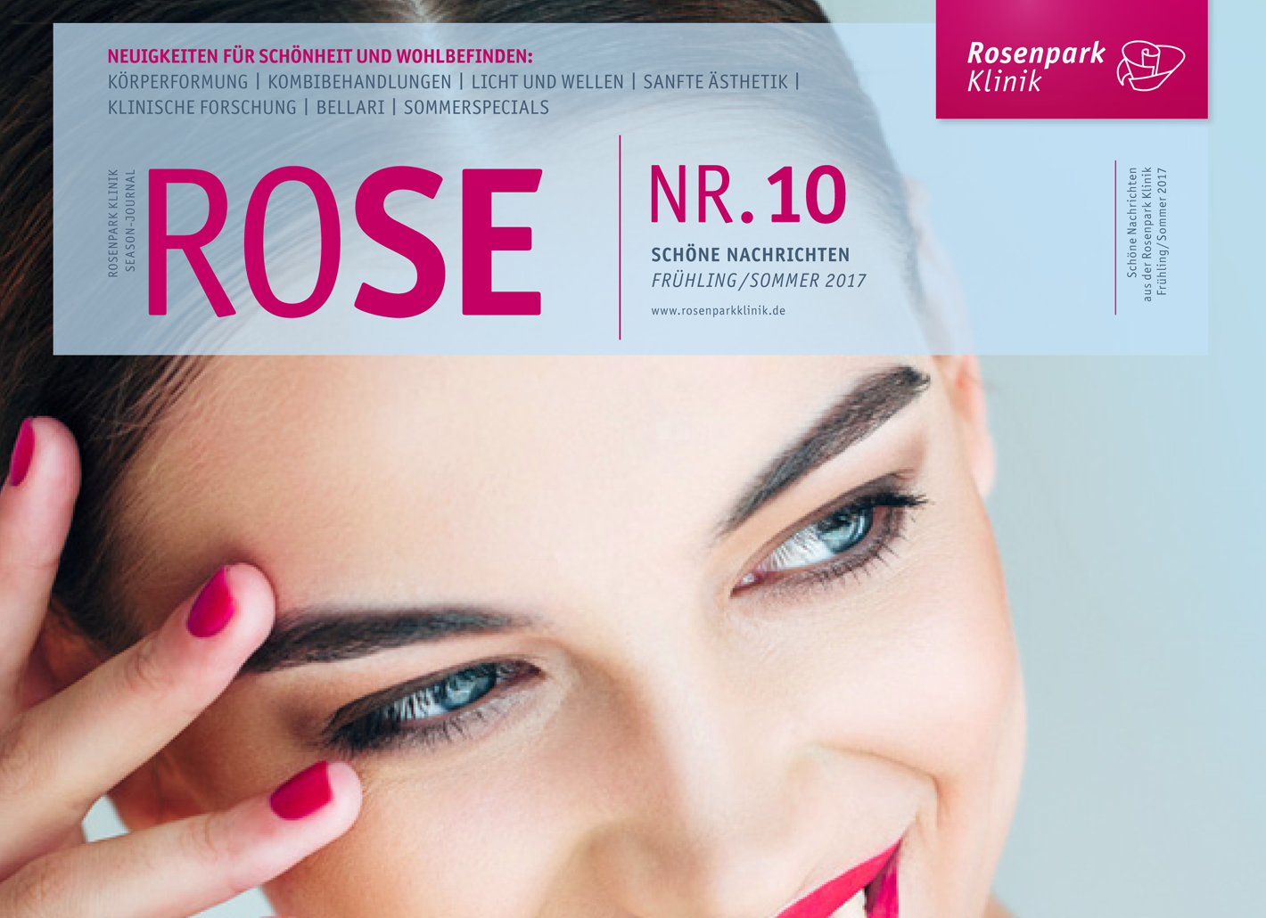 Season-Journal ROSE Nr. 10